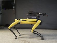 Spot, robot Boston Dynamics