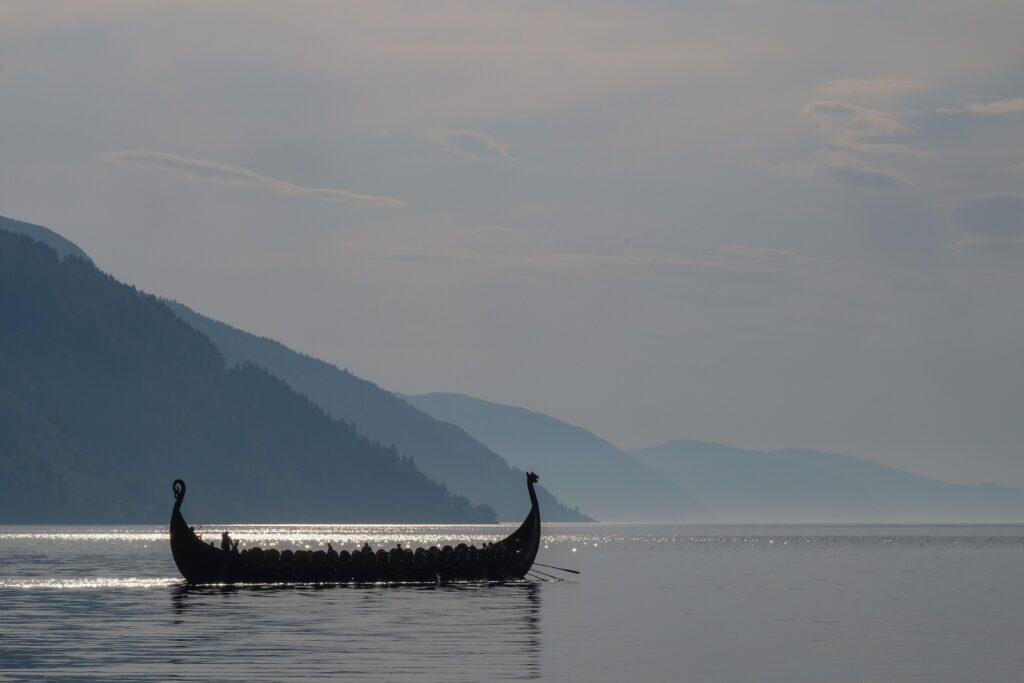 vikingská lod